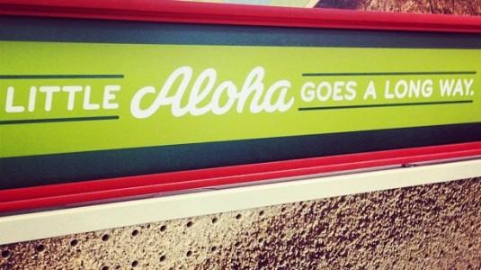 A Little Aloha