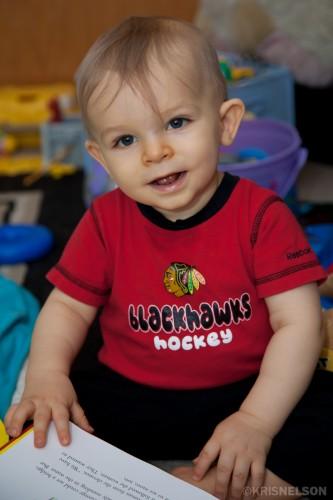 Nursery Playtime, Dec. 2011